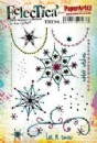 Eclectica³ Rubber Stamp Sheet by Kay Carley - EKC04